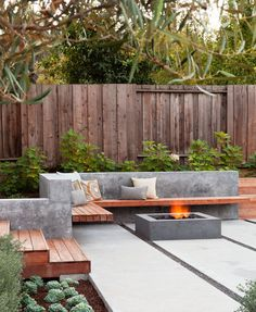 Spring Patio Fix-Ups: 10 Wonderful Ways With Built-in Benches Maximize space and increase the welcome with a built-in bench that suits your patio or deck just right