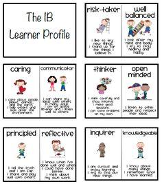 Jackson Elementary School - What is a Jackson IB Scholar?