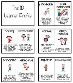 Jackson Elementary School - What is a Jackson IB Scholar?