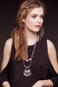 Girly and Chic Braids For Long Hair Ideas