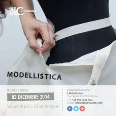 CORSO DI MODELLISTICA DAL 3 DICEMBRE 2014