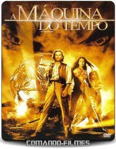 A Máquina do Tempo (2002) Bluray 720p Dublado – Torrent Download