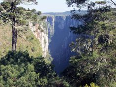 Canyon Itaimbezinho/Cambará do Sul/RS