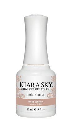 Kiara Sky - Nude Swings 0.5 oz - #G530