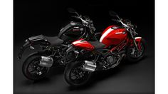 Ducati red power