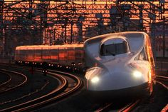 新幹線 Japan Train, San Pedro Sula, Tegucigalpa, Electric Train, Speed Training, Train Tracks, Railroad Tracks, Transportation, Automobile