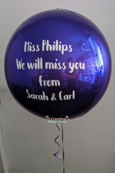 Personalise your Balloons in Bedfordshire - Creative Decorations Bubblegum Balloons, Purple Balloons, Mylar Balloons, Personalised Balloons, Personalised Gin, Engagement Balloons, Wedding Balloons, Graduation Balloons, Birthday Balloons