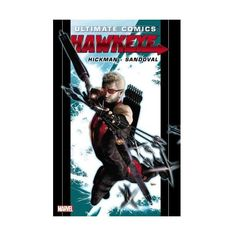 Ultimate Comics: Hawkeye By Jonathan Hickman @ ForbiddenPlanet.com