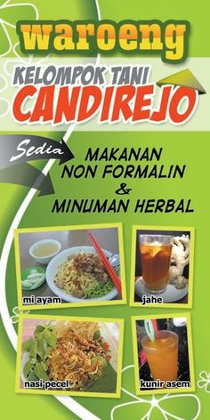 Contoh Spanduk Makanan : contoh, spanduk, makanan, Contoh, Desain, Baliho, Warung, Makan