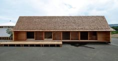 Yoshino-Sugi Cedar House by Go Hasegawa, House Vision exhibition
