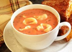 Five Fantastic Fall Soup Recipes! They all look so good!