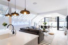 Inspiring home in London