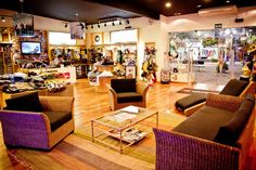 Quiksilver store by Citric-Studio, PeruUIK
