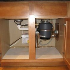 Under Kitchen Sink Cabinet Liner Sinks