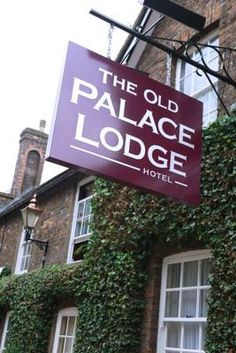 The Old Palace Lodge Hotel - Dunstable