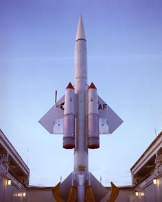 Bomarc Missile