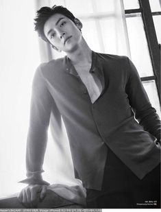 """Ji Chang Wook : From Looks To Acting Skill , This Man Has It All My honest first thought when I see him was literally, """"Holy Fuck"""" You have got to admit, Ji Ji Chang Wook Smile, Ji Chang Wook Healer, Ji Chan Wook, Park Hae Jin, Park Seo Joon, Korean Star, Korean Men, Lee Jong Suk, Asian Actors"""