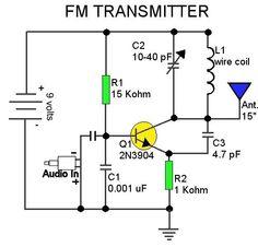 microphone preamp circuit circuit diagram circuit diagrams rh pinterest com