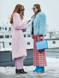 The Best Street Style of Stockholm Fashion Week FW 2018