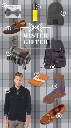 maradawn // mister gifter gift guide