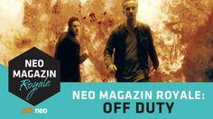 Deutschland: Off Duty   NEO MAGAZIN ROYALE mit Jan Böhmermann - ZDFneo