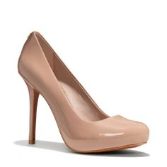 The Kristina Heel from Coach the new age wardrobe must have