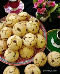 Read more Via = cahide Are there anyone trying my fat-free cookie recipes? Though special…, Cookie Recipes Starbucks Recipes, Biscuit Cookies, Turkish Recipes, Tea Time, Easter Eggs, Cookie Recipes, Biscuits, Stuffed Mushrooms, Muffin