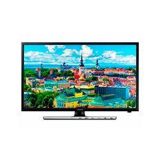 """Televisión Samsung LED 32"""" 32J4100 con una calidad de imagen impresionante. Tanto, que querrás poner un televisor como este en cada habitación de tu hogar."""