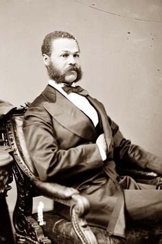 Today in Black History, 2/1/2014 - Jefferson Franklin Long became the first African American to speak on the floor of the United States House of Representatives. For more info, check out today's blog!