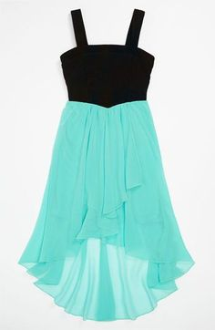 Roxette High/Low Dress