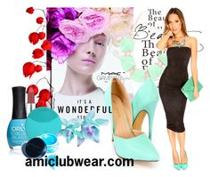 """""""25 Amiclubwear"""" by sanja90 ❤ liked on Polyvore"""