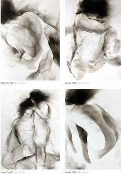 Etienne Gros – Les Fumées @ Galerie SpArtS (Paris)   Ozarts Etc