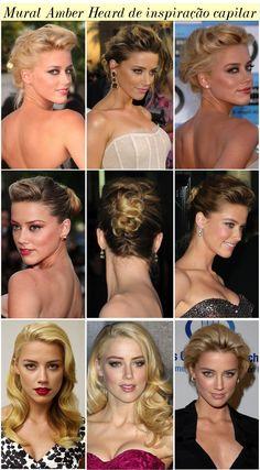 Look da Semana: Amber Heard - Fashionismo