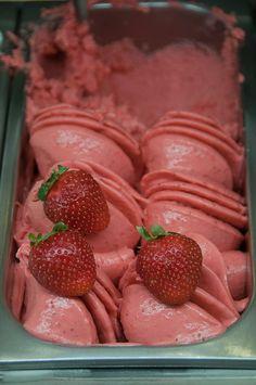 Sorbert fraises facile
