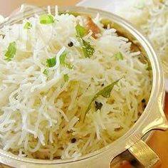 Macarrão de arroz indiano @ allrecipes.com.br