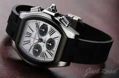 CARTIER Roadster S Chronograph / Ref.W6206020