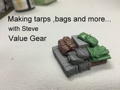 Making Military Accessories From Value Gear
