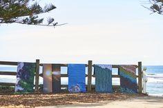 Designer Natural Rubber Yoga Mats by PRAIA.com.au  #yoga #natural #australia