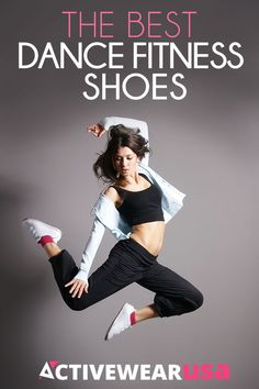 The Best Dance Fitness Shoes - Before you lace up your sneakers for Zumba or another dance workout, check out these tips for finding the perfect shoe for your needs. #zumba #fitness #health