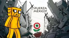 ¿PUEDE UN YOUTUBER CAMBIAR EL MUNDO?  #FUERZAMEXICO [Vídeo Solidario]
