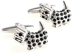 To give an illuminating addition to your fashion accessories, we bring you this irresistible range which you cant resist. Sleek, handsome and incredibly swanky, this line of cuff-links are must for all you Men out there. Dont shy away from dressing to the nines - Tossido Fun Cuff-link