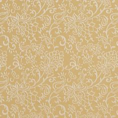 The K3719 FLAX/GARDEN upholstery fabric by KOVI Fabrics features Abstract or Geometric, Floral, Paisley pattern and Gold or Yellow, White or Off-White as its colors. It is a Damask or Jacquard type of upholstery fabric and it is made of 100% Woven polyester material. It is rated Exceeds 35,000 Double Rubs (Heavy Duty) which makes this upholstery fabric ideal for residential, commercial and hospitality upholstery projects. For help Call 8008603105