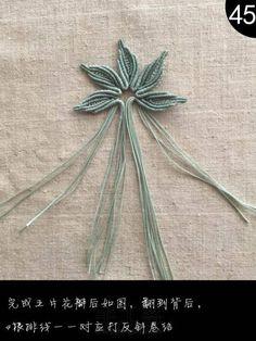 18 Macrame knots Pins you might like - Poczta Macrame Colar, Macrame Rings, Macrame Necklace, Macrame Jewelry, Macrame Bracelets, Art Macramé, Micro Macramé, Macrame Design, Macrame Projects