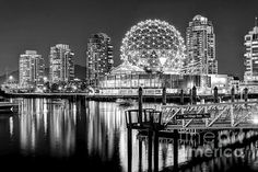 Vancouver Science World - by Sabine Edrissi
