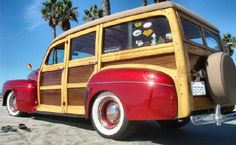 Woody Wagon for Sale | 1946 Ford Woodie Woody Wagon - Street Rod