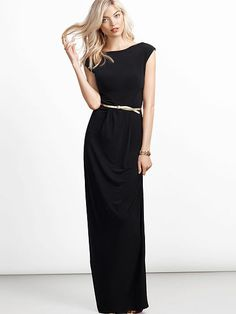 Cap-sleeve Maxi Dress Just bought this one :-)