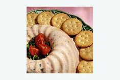 Got red pepper jelly, cream cheese and a smidge of cilantro? Then you've got an easy appetizer. Oh, and grab the crackers, too. Tomato Juice Recipes, Healthy Juice Recipes, Healthy Juices, Smoothie Recipes, Homemade Smoothies, Fruit Smoothies, Healthy Smoothies, Shrimp Mold Recipe, Raw Vegan Desserts