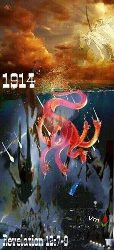 DE 1914 A INFINITUM DEL TIEMP'O Y VELOCIDAD DE LA LUZ EN SEPARACION ALEGAMIENTO CON MUERTE DE  TOTAL EN DESAPARICION DE FAMILIA UNIDA Y DEMONIOS