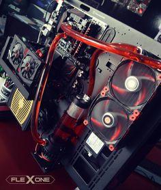 ¿Y ustedes ya conocen las PCs de alto rendimiento FlexOne para Entusiastas y Gamers de Dimercom?