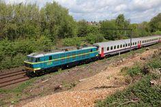 treinen in Belgie